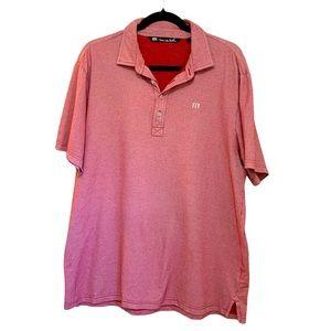 Travis Matthew Golf Shirt size XL